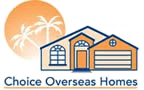 Logo For Choice Overseas Homes.