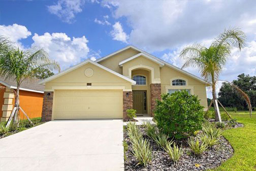 picture of 4 Bed Home at Veranda Palms Orlando Florida to Buy