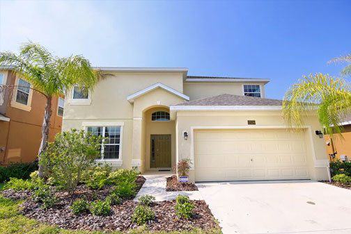 picture of 4 Bed Home @ Veranda Palms Orlando Florida for sale