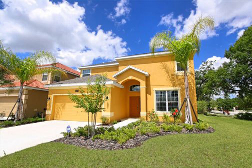picture of 4 Bed Home @ Veranda Palms in Orlando Florida to Buy