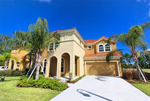picture of 6 Bed Villa at Watersong in Florida Orlando