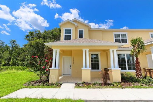 picture of 3 Bedroom Townhouse @ Serenity in Orlando Florida to Buy